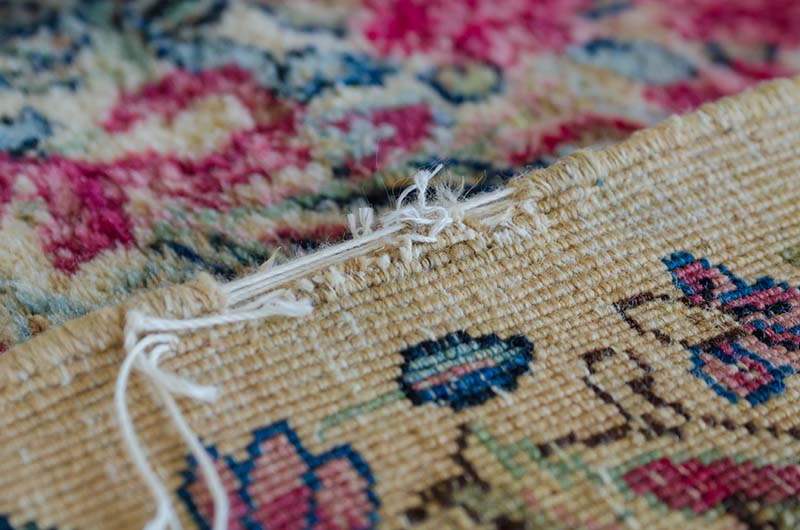 rug repairs woods rug laundry melbourne