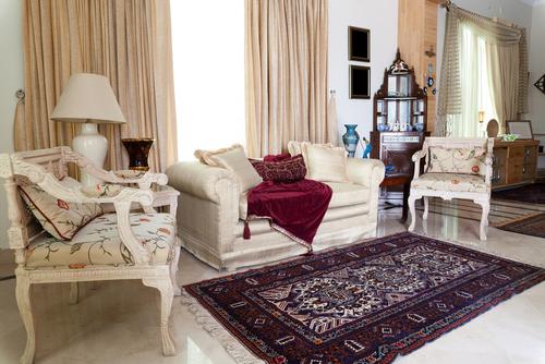 choosing a rug