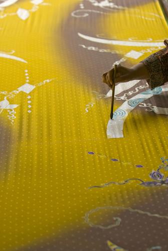 silk rug dye bleed