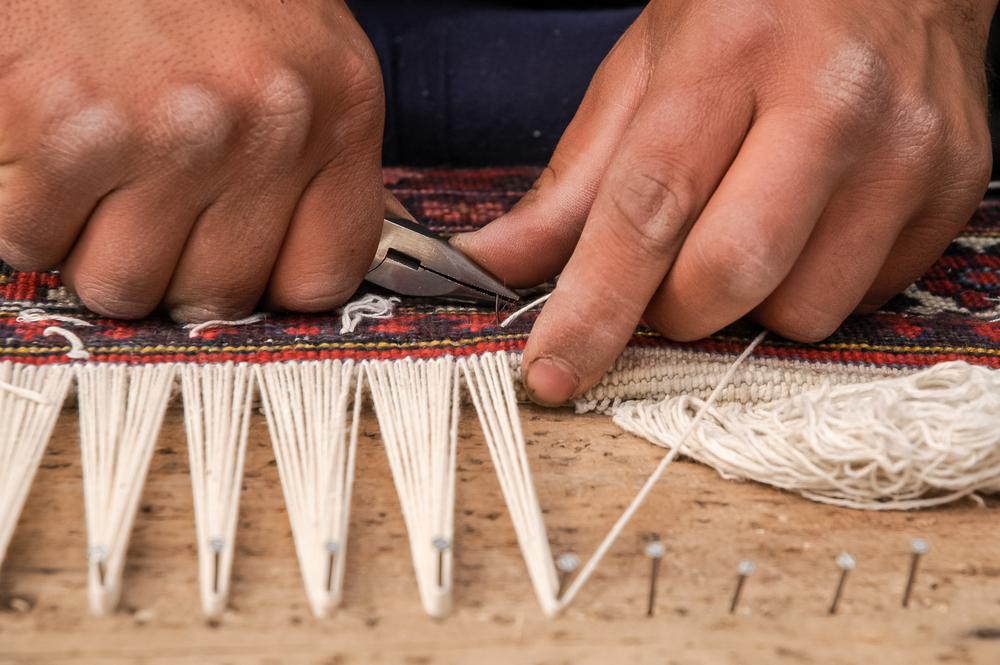 oriental rug care