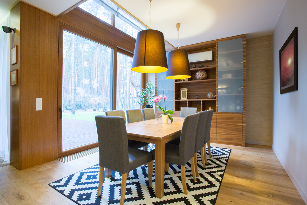 Choosing the Perfect Area Rug Placement