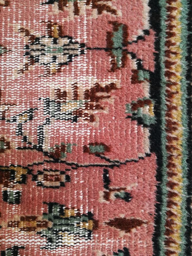 rug wear